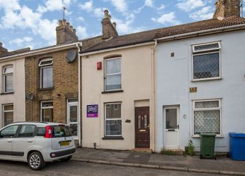 Thumbnail 2 bed terraced house for sale in Charlotte Street, Sittingbourne