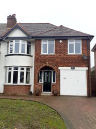 4 bed semi-detached house for sale in Chester Road, Castle Bromwich, Birmingham B36