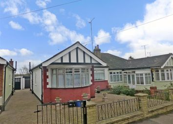 Thumbnail 3 bed semi-detached bungalow for sale in Kensington Drive, Woodford Green, Essex