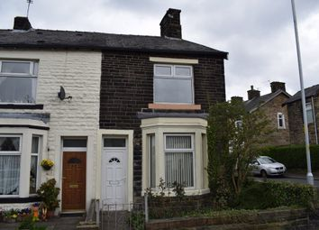 Thumbnail 2 bed end terrace house for sale in Cardwell Street, Padiham, Burnley