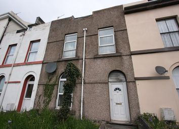Thumbnail 1 bedroom flat to rent in 69 Embankment Road, Prince Rock, Plymouth