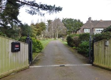 Thumbnail 1 bed cottage to rent in Croft Drive East, Caldy, Wirral