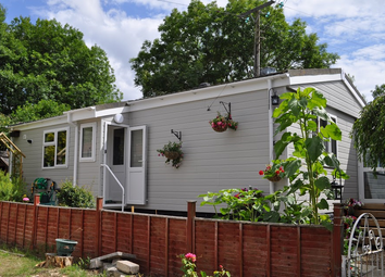 Thumbnail 2 bed mobile/park home for sale in College Close, Long Load Ref 5238, Longport, Somerset