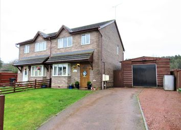 Thumbnail 3 bed semi-detached house for sale in Steam Mills, Cinderford