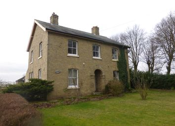 Thumbnail 3 bedroom semi-detached house for sale in Middle Drove, Marshland St. James, Wisbech