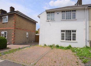 Thumbnail 3 bed end terrace house to rent in Burnside Road, Dagenham