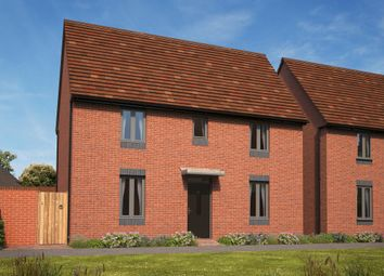 "Thumbnail 3 bedroom detached house for sale in ""Hadley"" at Lawley Drive, Telford"