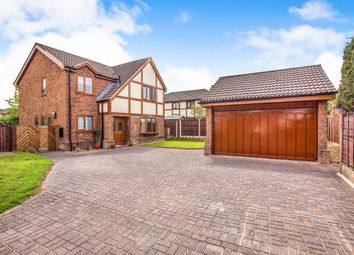 Thumbnail 4 bed detached house for sale in Highgrove Court, Leyland