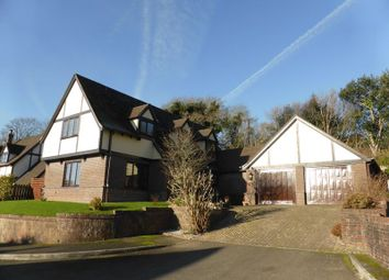 Thumbnail 4 bed detached house for sale in Knights Court, Bodmin Hill, Lostwithiel