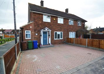 Thumbnail 3 bed semi-detached house for sale in Mountfield Close, Corringham, Stanford-Le-Hope