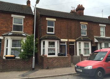 Thumbnail 3 bed terraced house to rent in College Road, Bedford