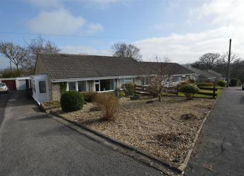 Thumbnail 2 bedroom semi-detached bungalow for sale in Mendip Vale, Coleford, Radstock
