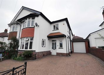 Thumbnail 3 bed semi-detached house to rent in Barons Court Road, Penylan, Cardiff