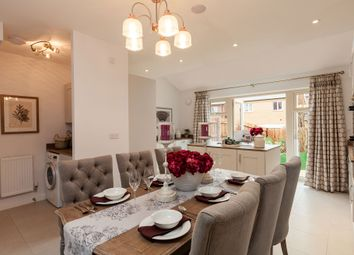 """Thumbnail 3 bed semi-detached house for sale in """"The Acton"""" at Centenary Way, Witney"""