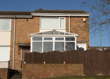 Thumbnail 2 bed end terrace house for sale in Elgar Close, Stanley