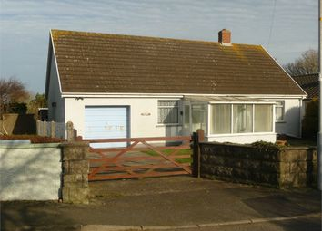 Thumbnail 3 bed detached bungalow for sale in Gwynfryn, Abereiddy Road, Croesgoch, Haverfordwest, Pembrokeshire