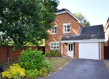 Thumbnail 4 bedroom detached house for sale in Mountbatten Mews, Camberley, Surrey