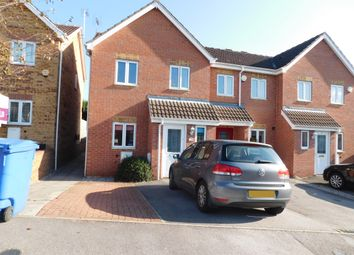 Thumbnail 3 bed town house to rent in Grizedale Rise, Forest Town, Mansfield