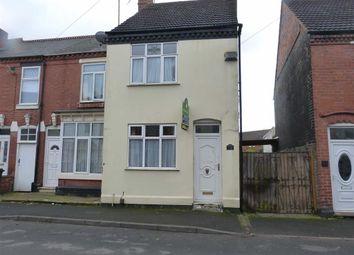 Thumbnail 2 bed end terrace house for sale in Green Lane, Halesowen