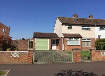 Thumbnail 3 bed end terrace house for sale in Fastolff Avenue, Gorleston, Great Yarmouth