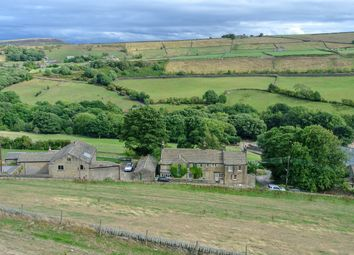 Thumbnail 4 bed property for sale in Lamma Well Road, Holmfirth