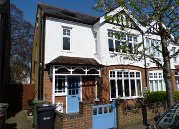 Thumbnail 4 bed semi-detached house to rent in Kingsbury Avenue, St. Albans, Hertfordshire