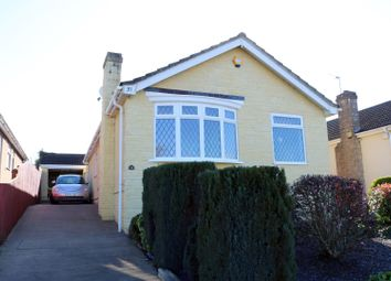 Thumbnail 3 bed detached bungalow for sale in Brockley Crescent, Bleadon Hill, Weston-Super-Mare