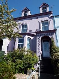 Thumbnail 6 bed terraced house for sale in North Road, Caernarfon, Gwynedd