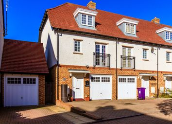 Thumbnail 3 bed town house for sale in Bowyer Drive, Letchworth Garden City