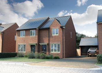 "Thumbnail 2 bedroom semi-detached house for sale in ""The Hindhead"" at Thatcham Road, Walton Cardiff, Tewkesbury"