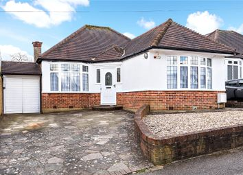 Thumbnail 2 bedroom bungalow for sale in Hillside Crescent, Northwood, Middlesex