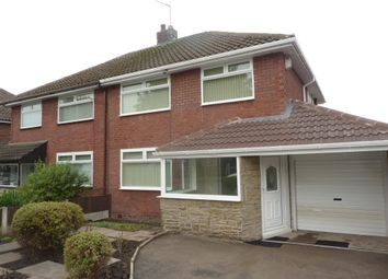 Thumbnail 3 bed semi-detached house to rent in Old Roan, Liverpool