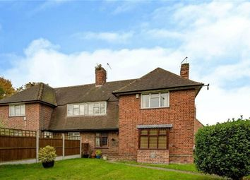 Thumbnail 3 bed semi-detached house for sale in Caythorpe Rise, Sherwood, Nottingham