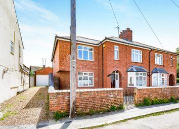 Thumbnail 4 bed semi-detached house to rent in Park Road, Stony Stratford, Milton Keynes
