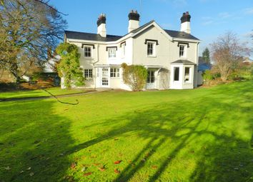 Thumbnail 5 bed detached house for sale in Parkgate Road, Parkgate, Neston