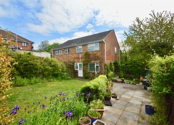 Thumbnail 3 bed semi-detached house for sale in Hillcrest Drive, Greenhithe