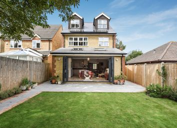 Thumbnail 4 bedroom detached house for sale in Gloster Road, New Malden