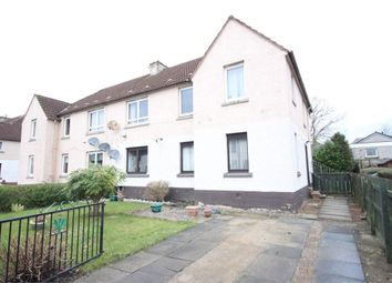 Thumbnail 3 bed flat for sale in 45 Factory Road, Cowdenbeath, Fife
