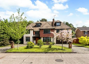 Thumbnail 6 bed detached house to rent in The Gateway, Woodham, Addlestone