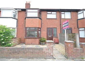Thumbnail 3 bed terraced house for sale in Harold Avenue, South Shore, Blackpool, Lancashire