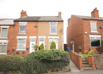 Thumbnail 2 bed terraced house for sale in Handley Road, New Whittington, Chesterfield