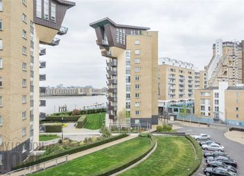 Thumbnail 2 bed flat for sale in Franklin Building, Canary Wharf, London