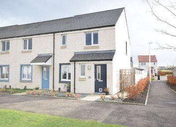 Thumbnail 3 bed end terrace house for sale in Sheil View, East Calder, West Lothian