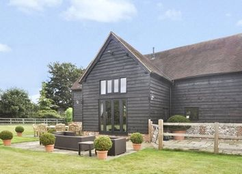 Thumbnail 3 bed detached house to rent in Hooks Farm, Henley Road, Marlow, Buckinghamshire