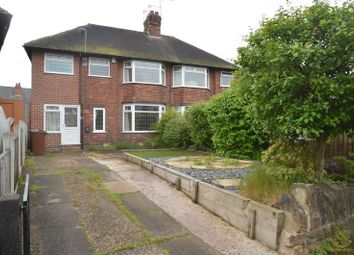 Thumbnail 3 bed semi-detached house to rent in Durham Crescent, Bulwell, Nottingham