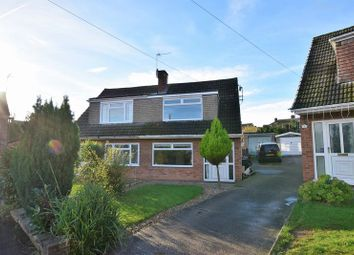Thumbnail 3 bed semi-detached house for sale in Chesterton Close, Brimington, Chesterfield