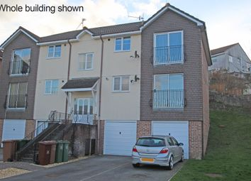 Thumbnail 2 bed flat for sale in Hawthorn Way, Plymouth