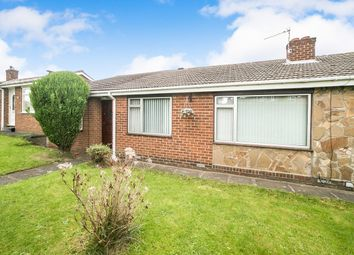 Thumbnail 2 bedroom bungalow for sale in Calow Way, Whickham, Newcastle Upon Tyne