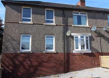 Thumbnail 2 bedroom flat for sale in Thistle Quadrant, Airdrie, North Lanarkshire