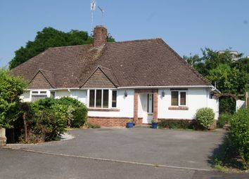 Thumbnail 2 bed semi-detached bungalow to rent in Raven Road, Hook